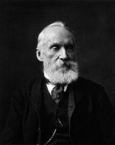 William Thomson (Lord Kelvin) (Fuente: dominio público)